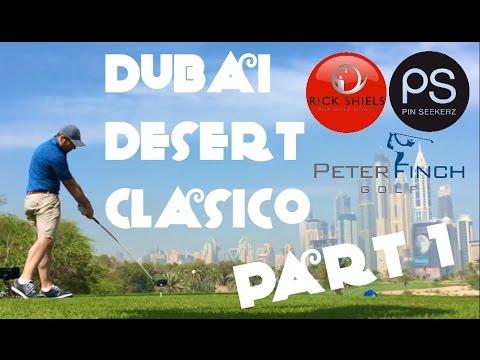 Dubai Desert Clasico Course Vlog – Part 1