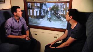 All Aboard: A Journey On The Hogwarts Express with Oliver and James Phelps - Full Webcast