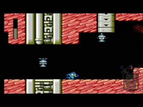 Mega Man 4 (Nes) Review Part 1 (Kwings)