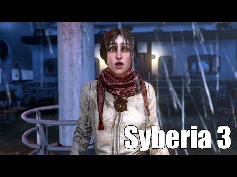 Syberia 3 (Оригинал) - Серия 18 (Для любителей моих мучений)