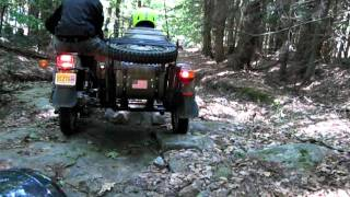 4. Ural sidecar rally - Weare, New Hampshire-2010
