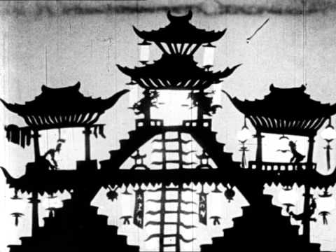 The Films of Lotte Reiniger Vol 1