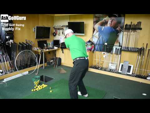 The Golf Swing Weekly Fix Grip Pressure Golf Lessons