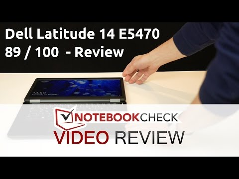, title : 'Dell Latitude 14 E5470 business laptop scores very good 89%. Review.'