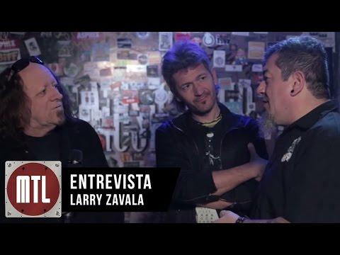 Larry Zavala video Entrevista MTL - Noviembre 2015