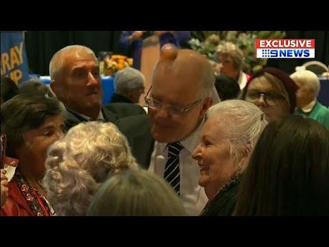 Australien: Ei-Angriff auf den Regierungschef bei eine ...