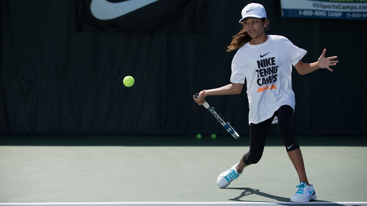 Nike Junior Day Tennis Camps - Video