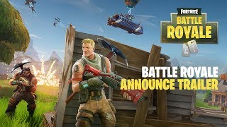 Trailer Battle Royale