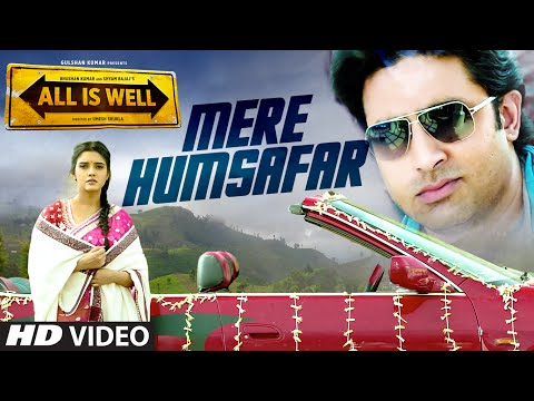 Mere Humsafar Video Song All Is Well (2015) HD