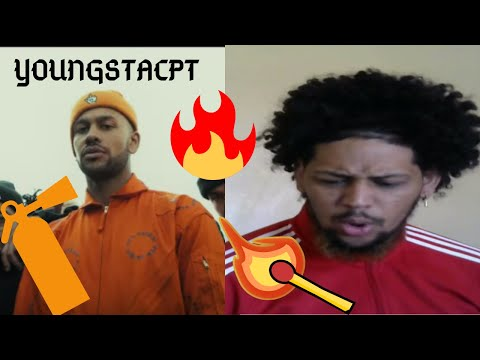 YoungstaCPT - Old Kaapie Reaction