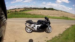 2. BMW K1200s Review (Not Technical lol)