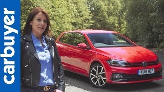New 2018 Volkswagen Polo GTI hatchback in-depth review – Carbuyer – Ginny Buckley by Carbuyer