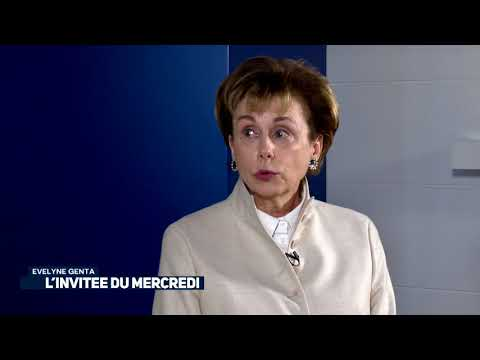 L'invitée du mercredi : Evelyne Genta