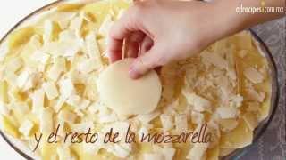 Cómo hacer lasaña
