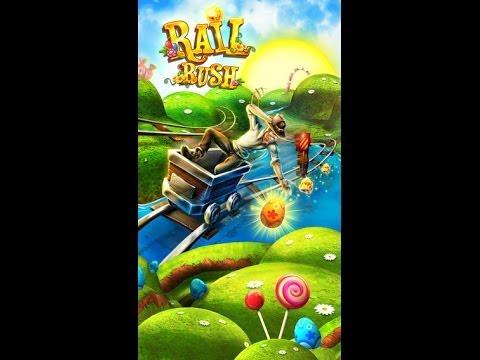 rail rush android 2.2