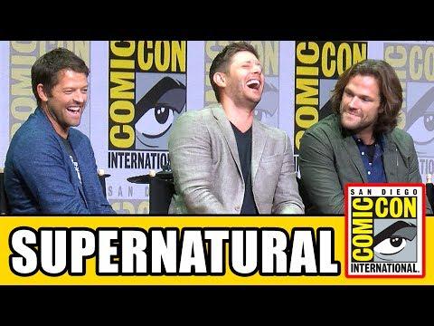 SUPERNATURAL Comic Con 2017 Panel - Season 13, News & Highlights