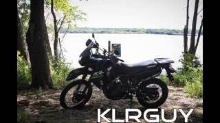 5. 2016 Kawasaki KLR650 Review