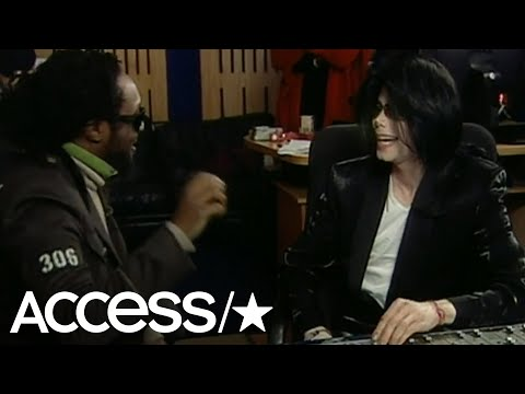 Watch Michael Jackson's Final Interview While Recording New Music With Will.i.am