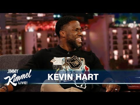 Kevin Hart on Car Accident, 40th Birthday & Best Friend Dwayne Johnson