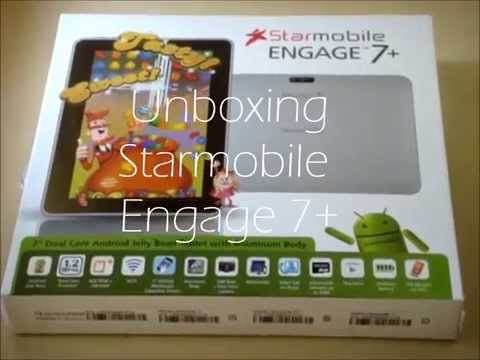 Starmobile Engage 7+: Unboxing