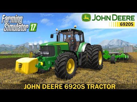 John Deere 6920S v2.0.0