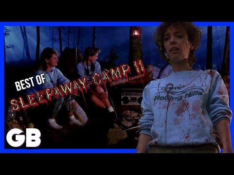Best of I SLEEPAWAY CAMP 2: UNHAPPY CAMPERS