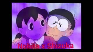 Nobita x Shizuka 😋