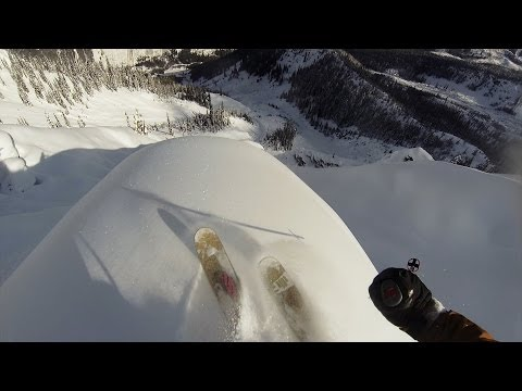 GoPro: Skier vs. Avalanche