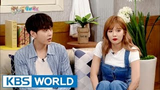 Video What's your relationship, Hyuna & Junhyung? [Happy Together/2016.08.04] MP3, 3GP, MP4, WEBM, AVI, FLV Oktober 2018