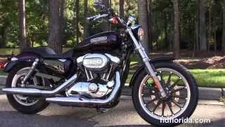 9. Used 2007 Harley Davidson XL1200 Sportster Motorcycles for sale