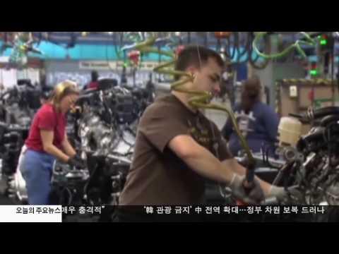 LA카운티 실업률, 지난해보다 하락  3.03.17 KBS America News