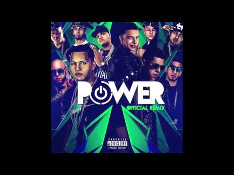 Power Remix - Benny Benni, Alexio, Kendo, Daddy Yankee y mas (видео)