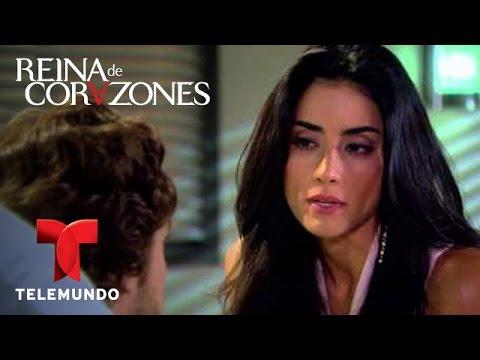 Reina de Corazones | Capítulo 25 | Telemundo Novelas