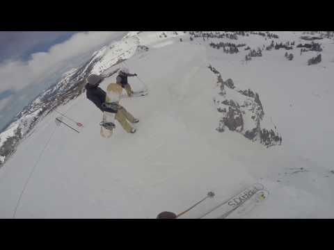 Dave Wadleigh - Squaw Chimney