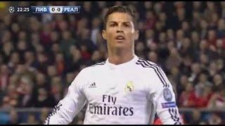 Cristiano Ronaldo Vs Liverpool Away (22 October 2014) HD 720p