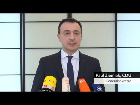 Bundes-CDU ist gegen Wahl von Ramelow in Thüringen