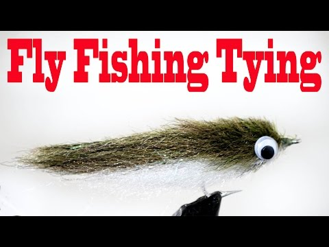 Fly  Fishing Tying – Best Finger Mullet 4 Snook Redfish By Daniel Pierlet – HD # 36 – Daniel Pierlet