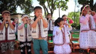 [沉浸式族語教學幼兒園-示範影片]-兒童唱歌-身體部位歌-見晴國小附設幼兒園