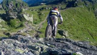 9. Beta Evo 300 Trial- High in the Mountains