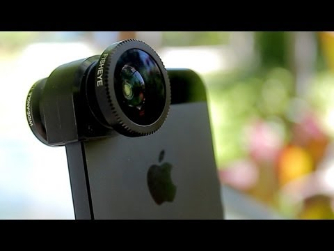 3in1 Objektiv für's iPhone - OlloClip Review - felixba94