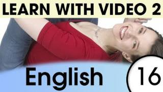 Talk About Hobbies in English, Learn English with Video