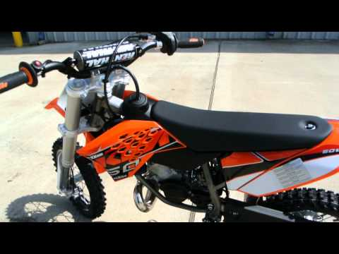 $3,849: 2014 KTM 50 SX   Overview and Review