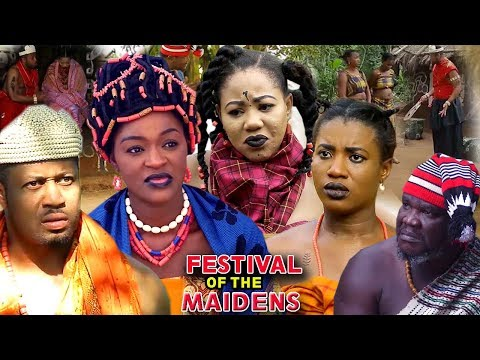 Festival Of The Maidens Season 2 - (New Movie) 2018 Latest Nollywood Epic Movie Full HD 1080p