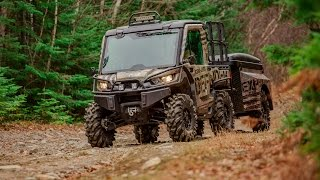 10. Can-Am Defender - Expedition Build