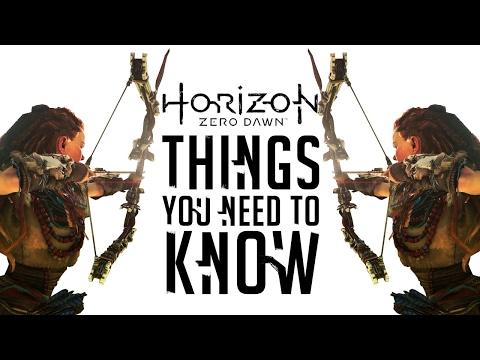 [ТОП] 10 фактов о Horizon Zero Dawn