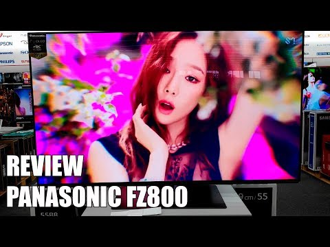 Modelos de uñas - Review Panasonic FZ800 Nueva Television OLED 4K UHD HDR Smart tv 2018