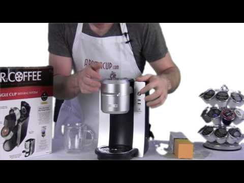 Exclusive Review: Mr. Coffee KG2 (Powered by Keurig) Single Serve K-Cup Coffee Maker