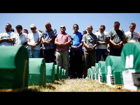 21 χρόνια από τη σφαγή της Σρεμπρένιτσα