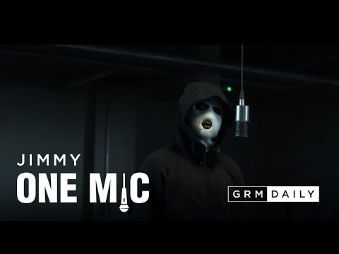 Jimmy – One Mic Freestyle | GRM Daily