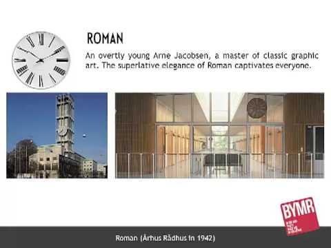 Arne Jacobsen Watch Introduction